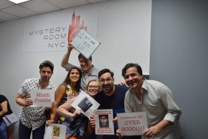 Mystery Room NYC Chapter 3