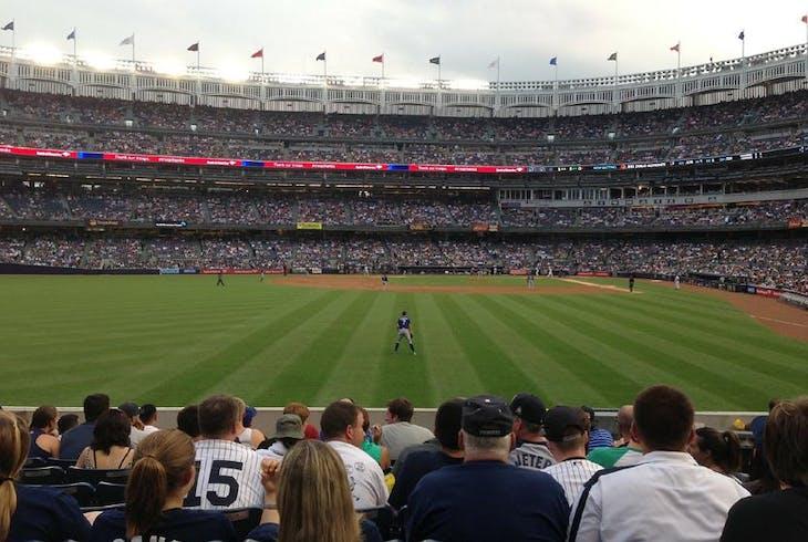 NYC Sports Venues