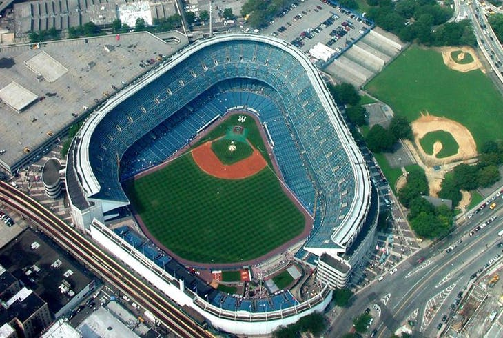 NYC Sports Venues