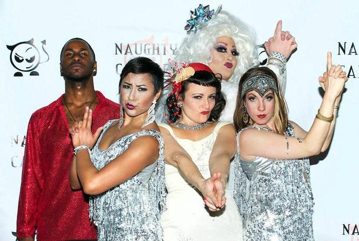 Naughty Little Cabaret Show