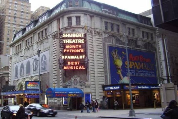 New York Broadway Tours Act One
