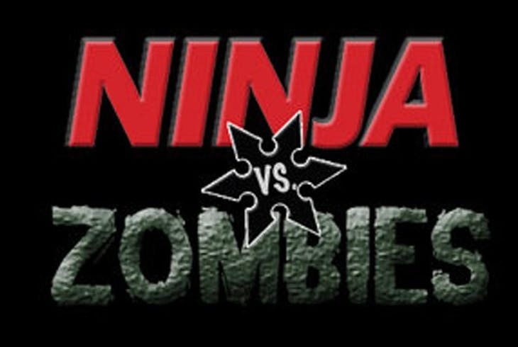 Ninja Escape Ninjas Vs Zombie