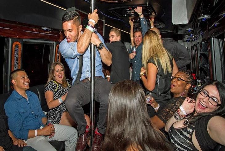 Nite Tours Party Bus Express