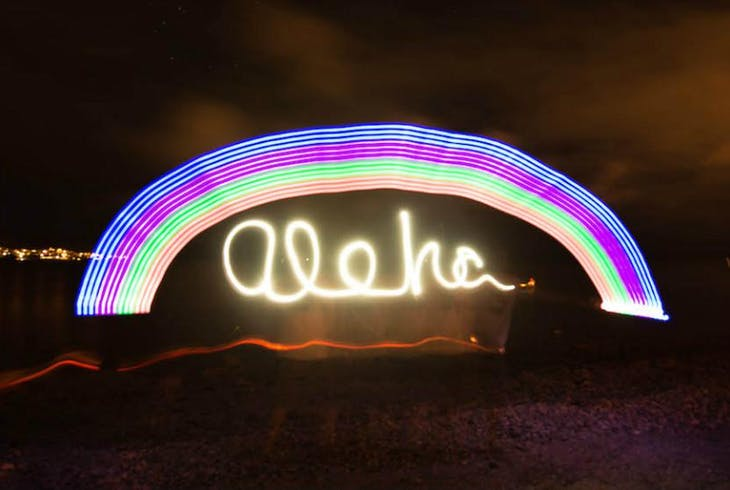 Oahu Photography Tours Friday Lights