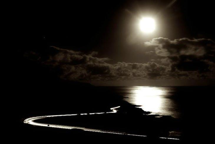 Oahu Photography Tours Full Moon Tour