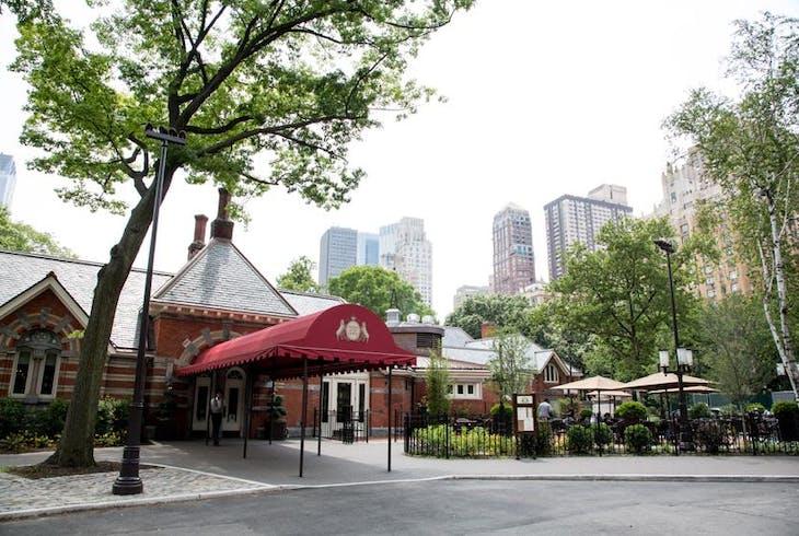 On Location Tours Central Park Tv Movie Sites