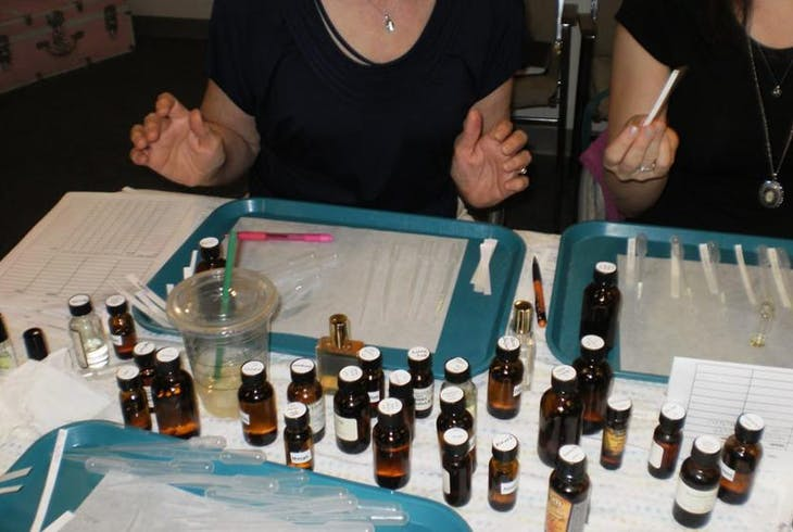 Opalz Perfume Making