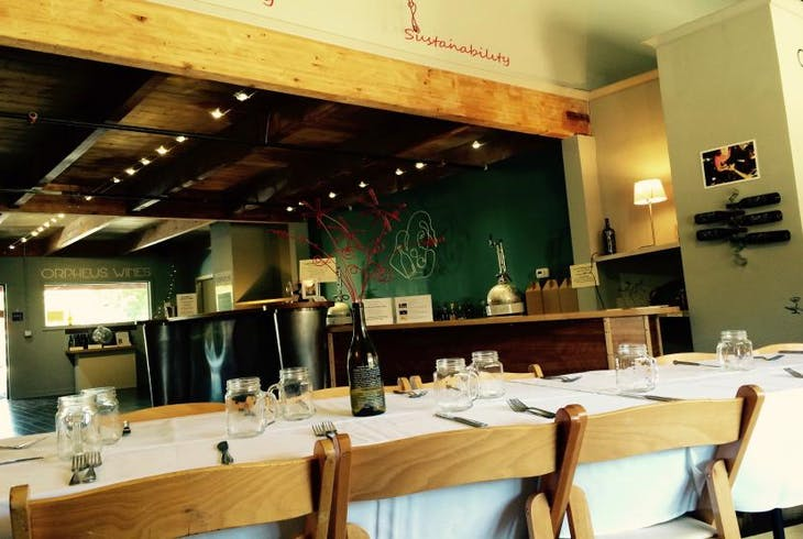 Orpheus Wines Wine And Food Pairing Workshop With The Winemaker