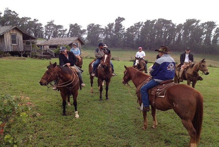 Piiholo Ranch Horseback Riding