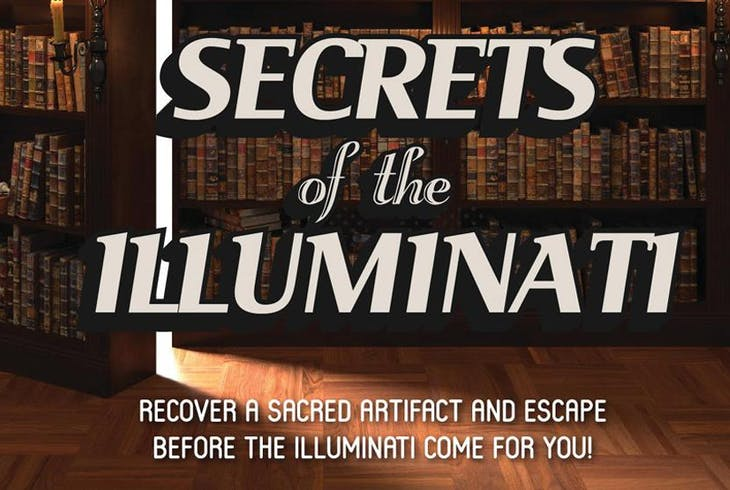 Puzzle Workshop Escape Room Secrets Of The Illuminati
