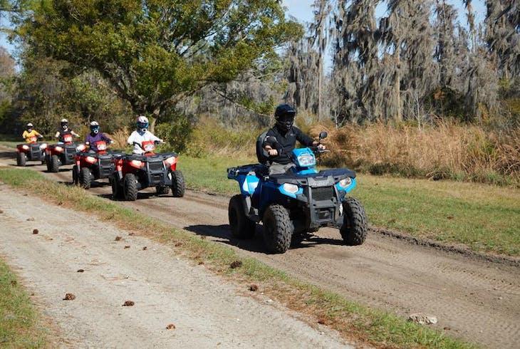 Revolution Off Road ATV