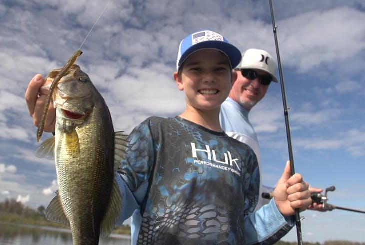 Revolution Off Road Trophy Bass Fishing