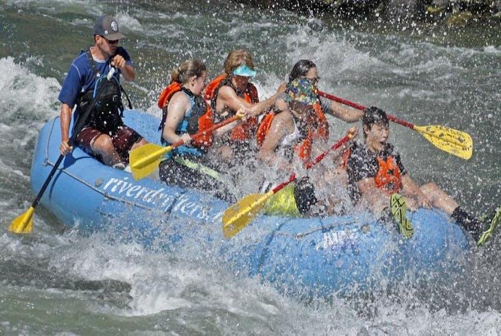 River Drifters Deschutes