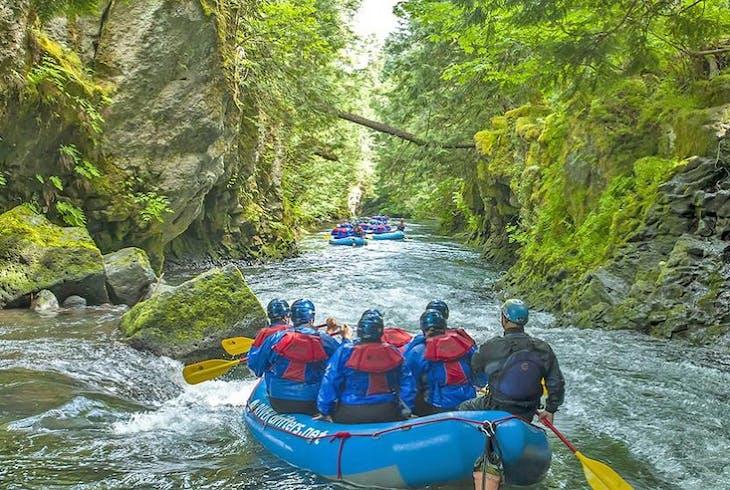 River Drifters White Salmon