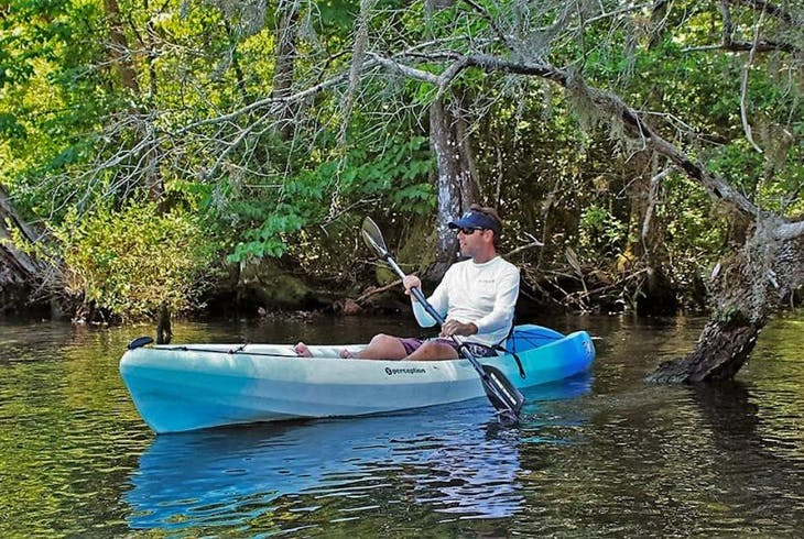 River Ventures Manatee Tour Center Kayaks