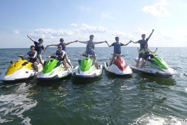 Rockaway Jet Ski Coney Island And Ocean Tour