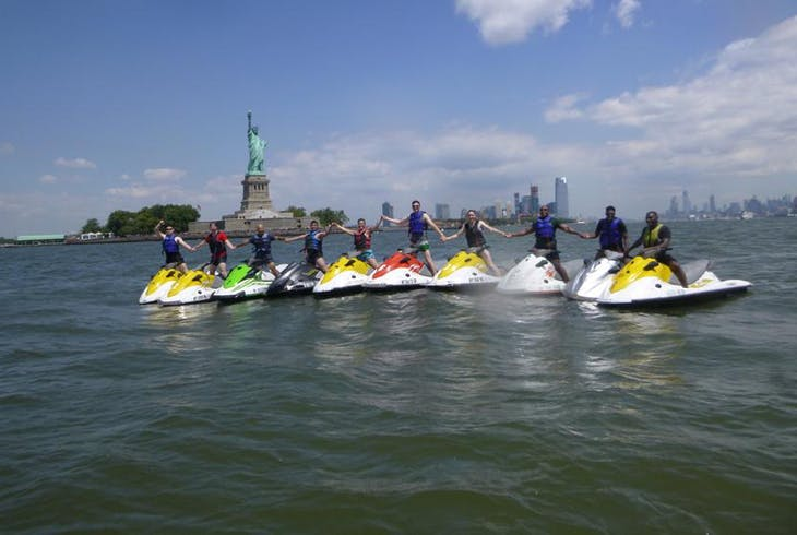 Rockaway Jet Ski NYC Harbor Tour
