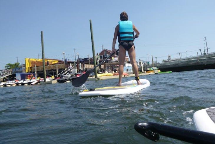 Rockaway Jet Ski SUP Rental