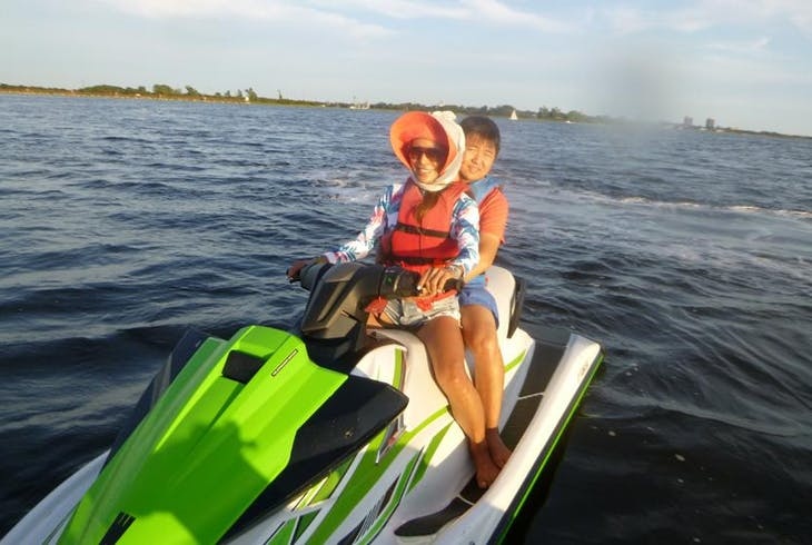 Rockaway Jet Ski Sunset Tour