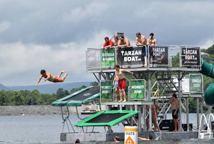 Rockaway Jet Ski Water Park