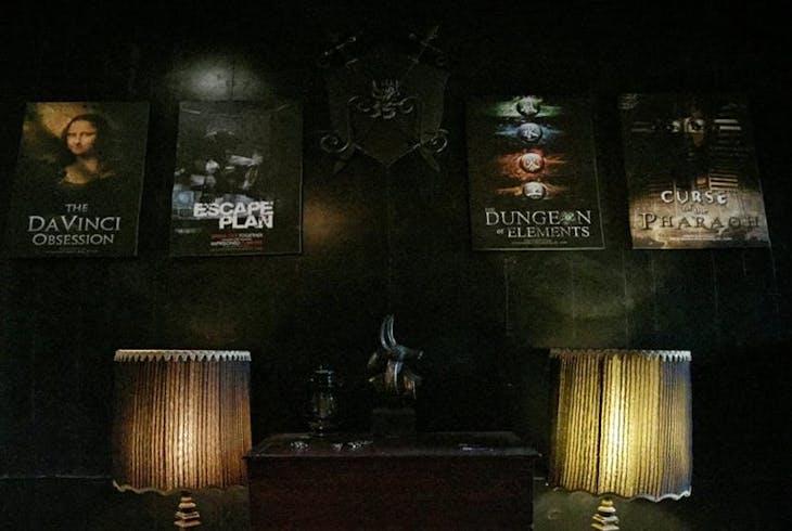 Room Enigma NYC