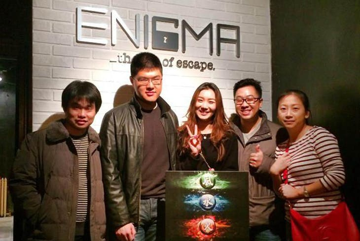 Dungeon Of Elements Room Escape Room Enigma Nyc Wits