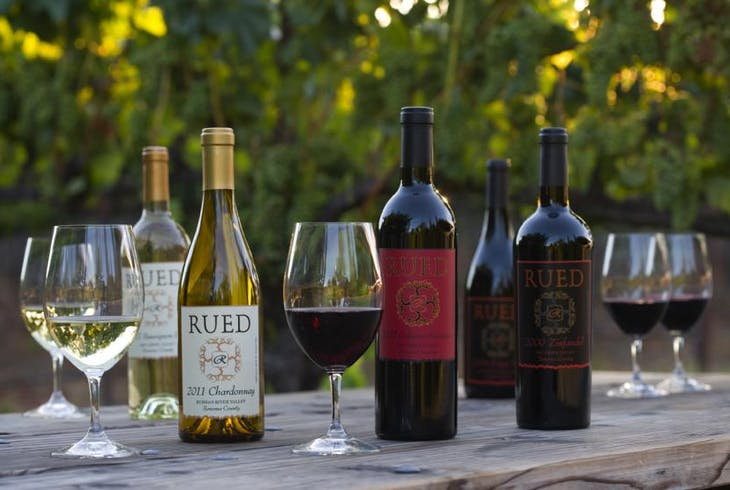 Rued Vineyards Winery