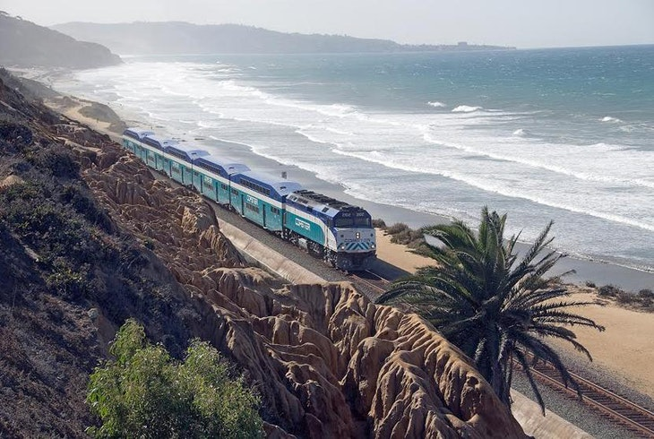 San Diego Beer And Wine Train