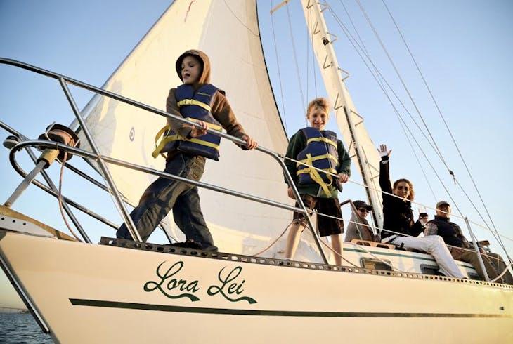 San Diego Sailing Tours Sailing