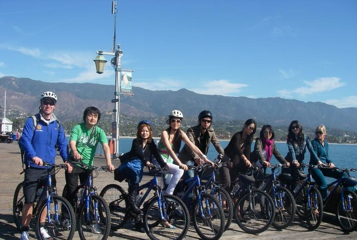 Santa Barbara Adventure Bike