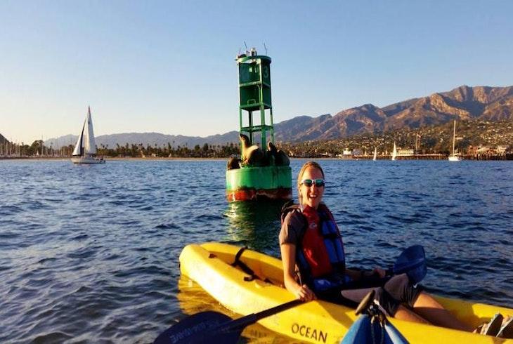 Santa Barbara Adventure Kayak