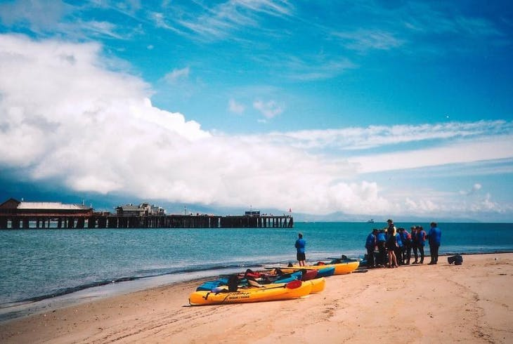 Santa Barbara Adventure Kayak