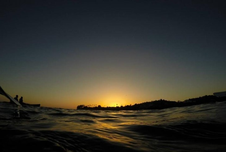 Santa Barbara Adventure Sunset Kayak