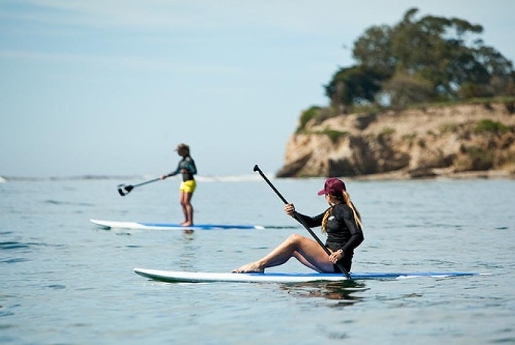 Santa Barbara Adventure Sup