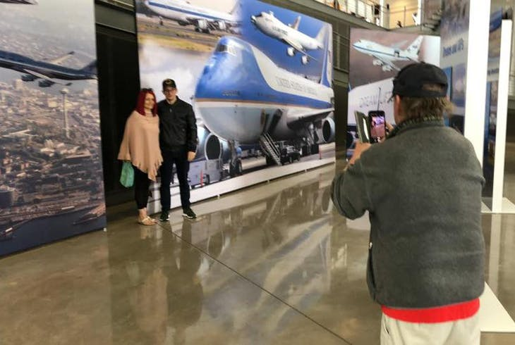 Show Me Seattle Boeing Tour