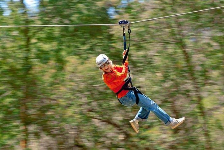 Skyline Eco Adventures Haleakala Zipline