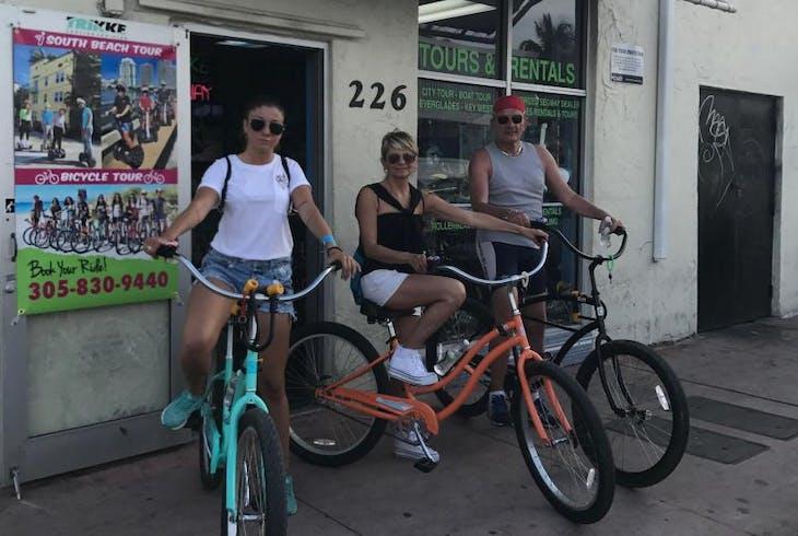 South Florida Trikke Bicycle Rental