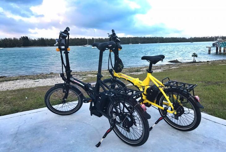 South Florida Trikke Electric Bicycle Rental