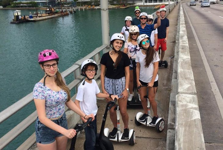 South Florida Trikke South Beach Segway Tour