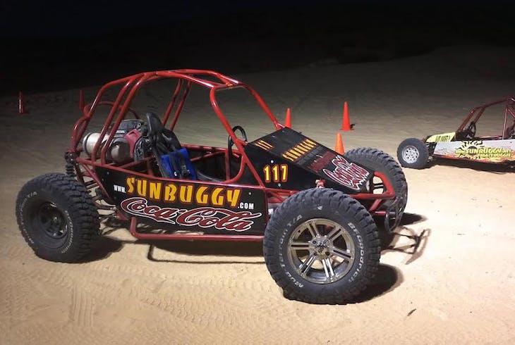 SunBuggy Fun Rentals Mini Baja After Dark