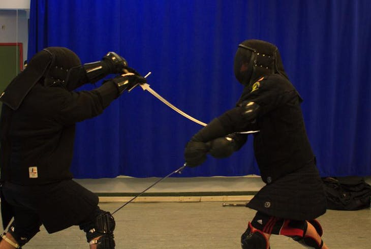 Sword Class NYC German Longsword