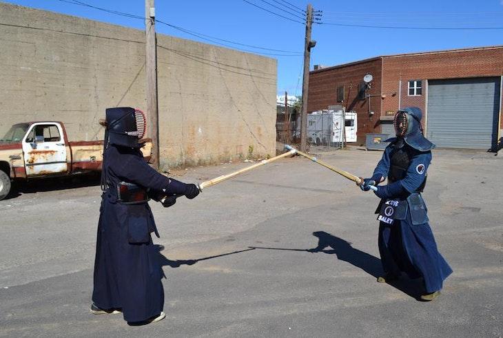 Sword Class NYC Kendo