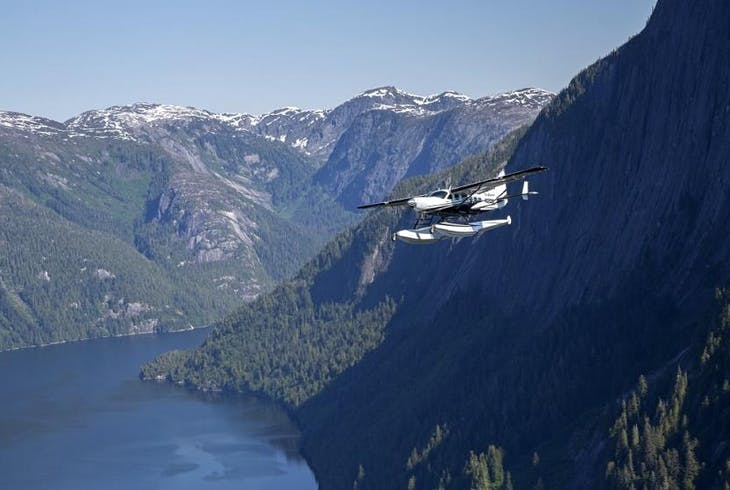 Taquan Air Classic Misty Fjords Flightseeing