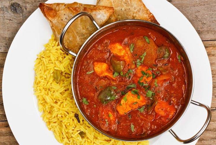 Taste Buds Kitchen Indian Vendor Supplied