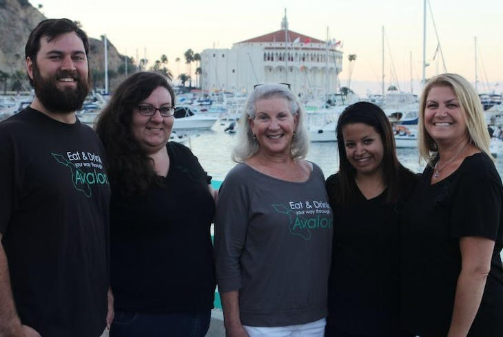 Taste Of Catalina Food Tours Avalon Tour
