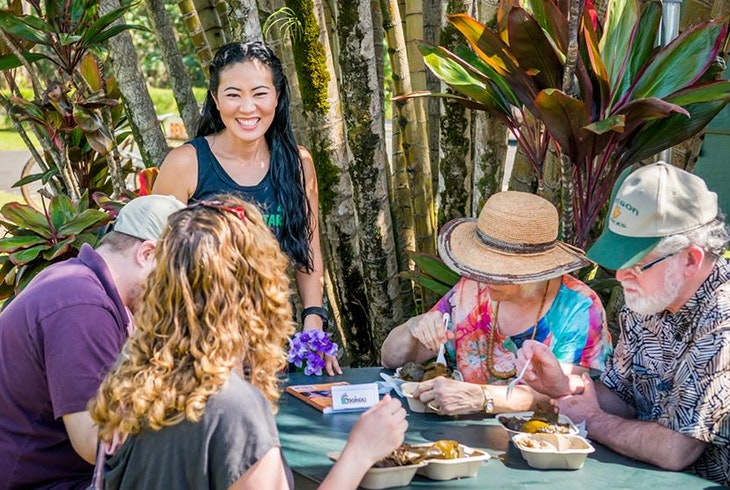 Tasting Kauai Food Tours North Shore