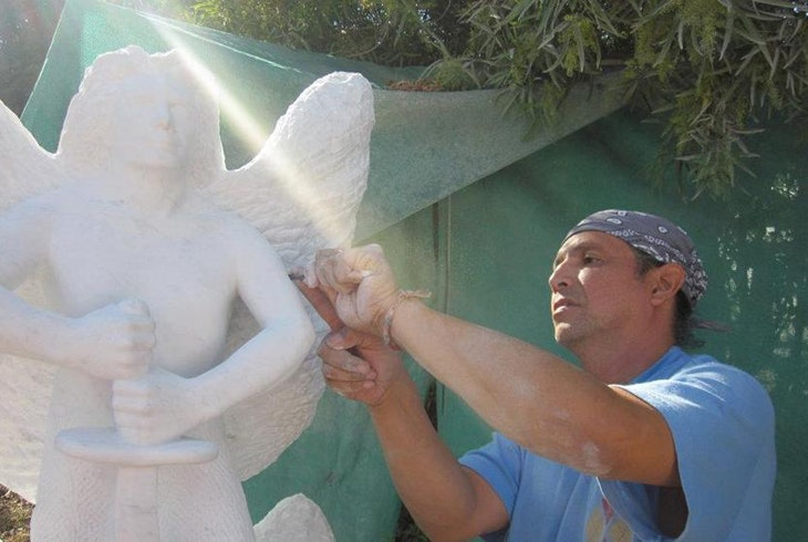 Teale Street Sculpture Studio