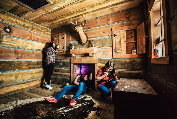 The Escape Game Austin Gold Rush