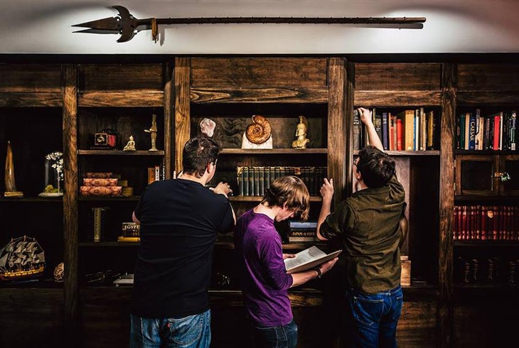 The Escape Game Austin Heist