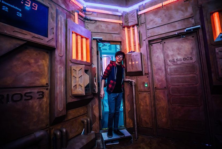 The Escape Game Mission Mars